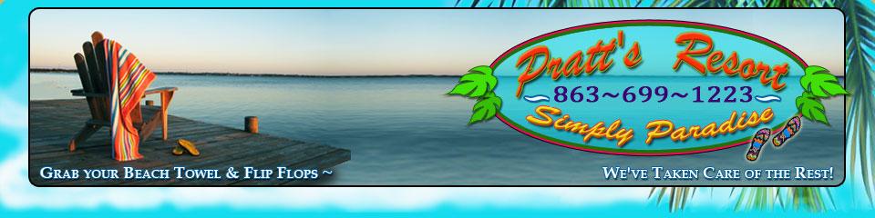 Pratt's Resort - Florida Vacation Rentals on Lake June